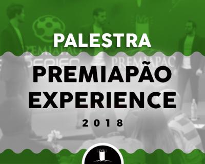 Palestra PremiaPão Experience 2018
