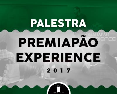 Palestras PremiaPão Experience 2017